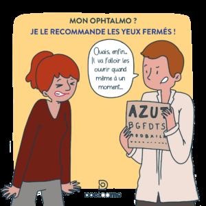 Pourquoi consulter un ophtalmologue ?